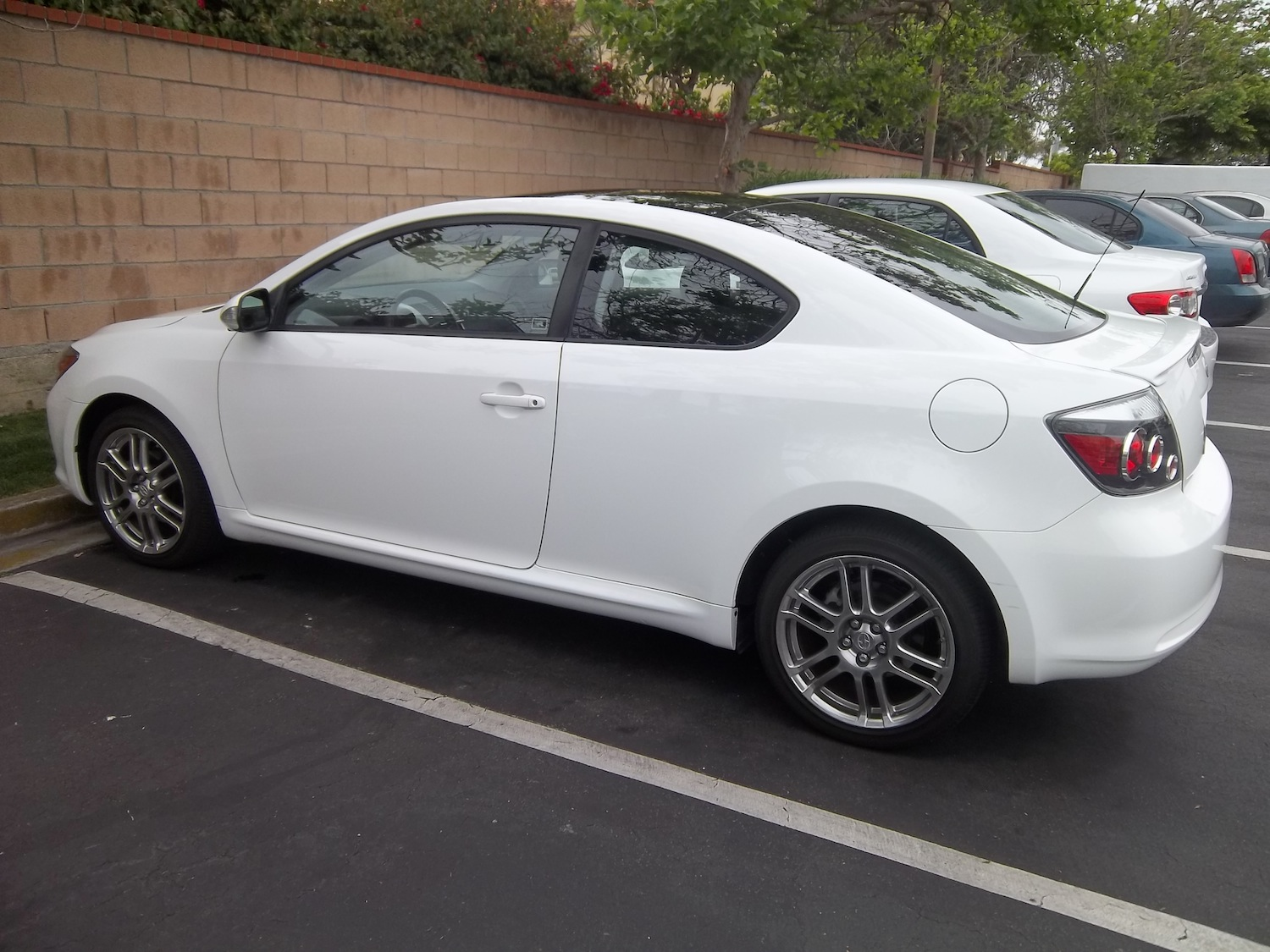D Fs Scion Tc Miles