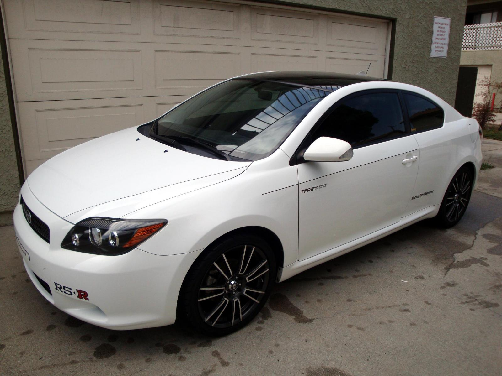 2008 Scion tC for sale.. goodbye my babe.. =( - Scion tC ...