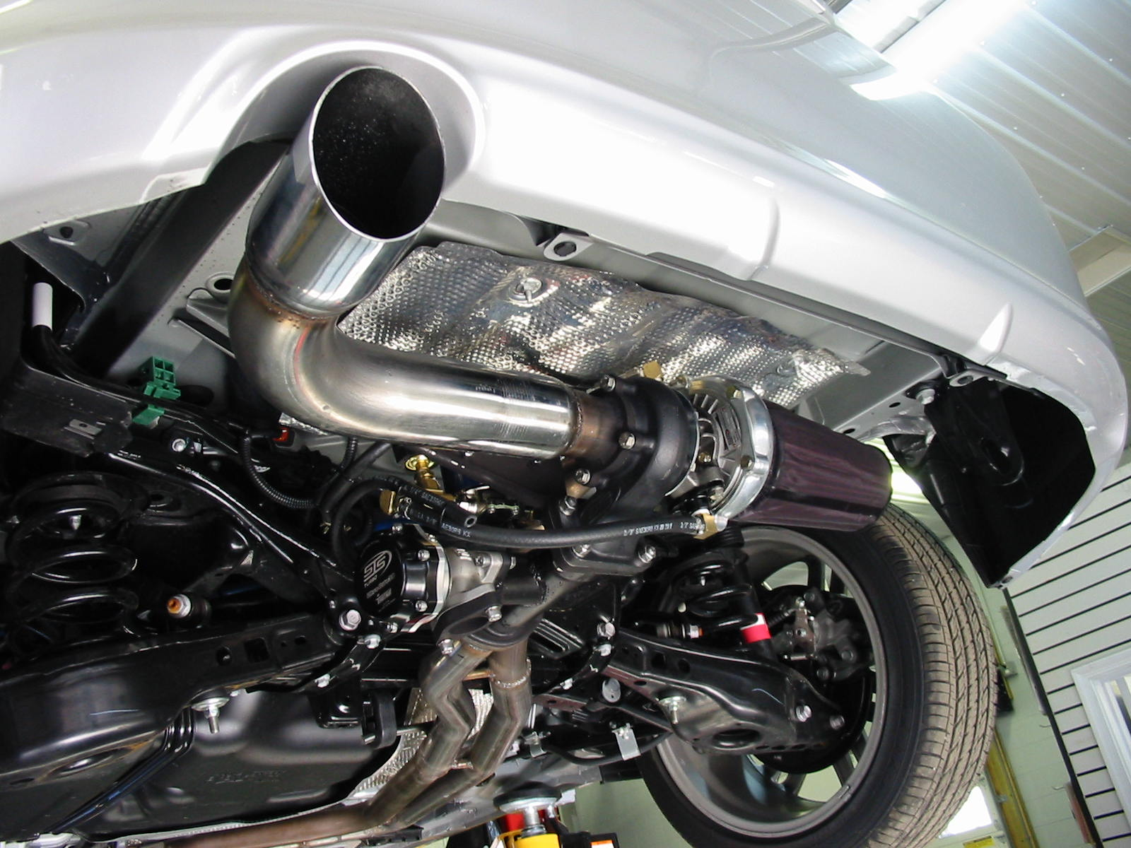 Scion Tc Engine >> Alternative Turbo - Scion tC Forums