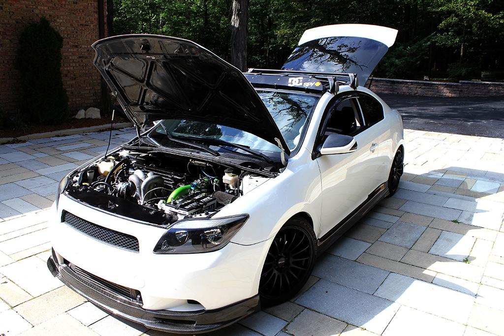 Scion Tc Turbo >> Custom Super White Scion tC 400hp - Scion tC Forums
