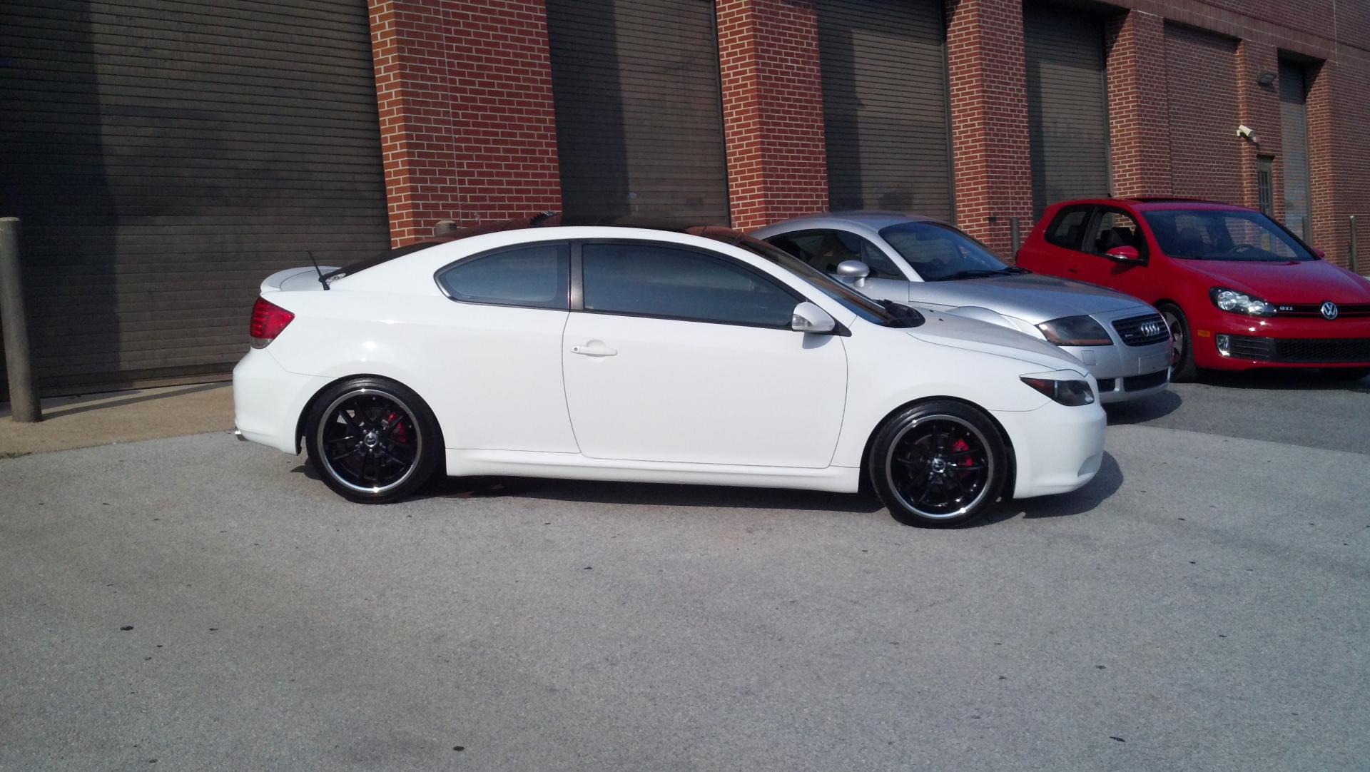 Scion Tc Custom >> 2006 Custom Scion Tc One Of A Kind W 2 Tone Leather Interior
